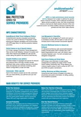 Mail Protection for Service Providers
