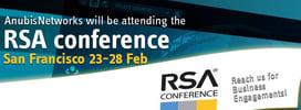 AnubisNetworks_attending_RSA_Conference